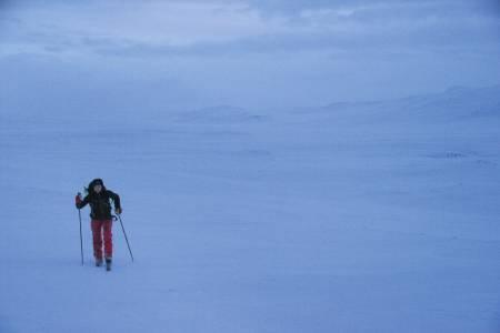 nordkalottleden nordkalottruta fjellski finnmarksvidda