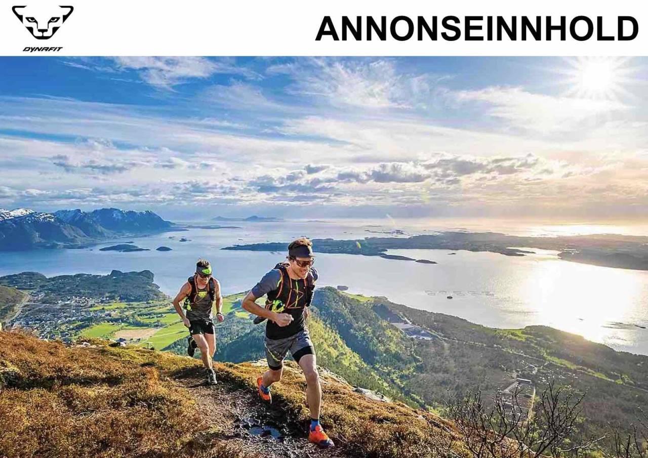Gode sko hjelper på å gjøre løpsopplevelsen bedre! Foto: Terje Aamodt