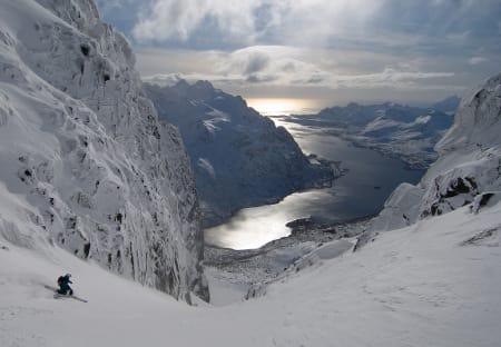 Klart for Camp Lofoten