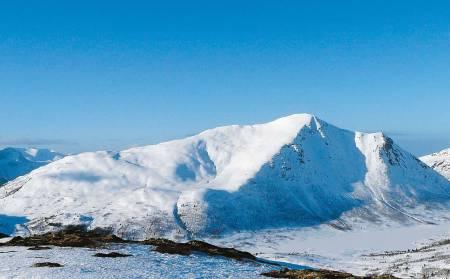 Skarven 1048 moh fra Toppturer i Romsdalen