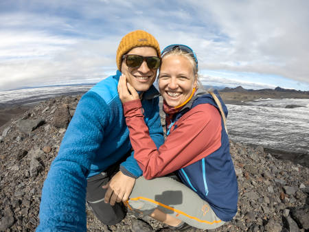 KANDIDAT 1: Even Augedal og Kristina Lund Leivestad