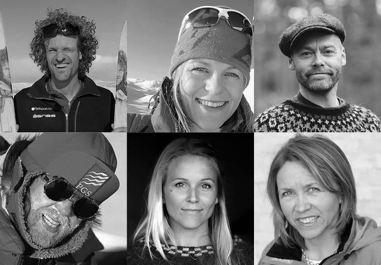 Juryen: Aleksander Gamme, Gunhild Aaslie Soldal, Mikkel Bølstad, Lars Ebbesen, Christine Spiten og Anne-Mari Planke