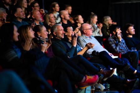KLAR FOR EVENTYR: Medvanderne er blant foredragsholderne på Eventyraften. Foto: André Kjernsli