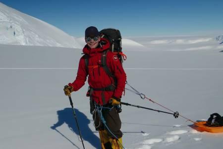 KANDIDAT 4: Thomas Lone har kombinert studietiden med ambisiøse høyfjellsprosjekter verden over.