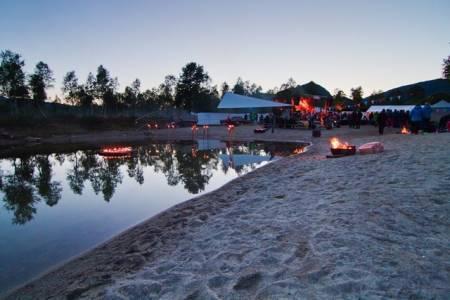 Rekordfestivalen på Hovden i Setesdal, 22. - 23. august. Bra musikk, god lokamat og felles fjellturer. www.rekordfestivalen.no. Foto: Daniel Mikkelsen