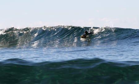 Familielykke i kalde bølger