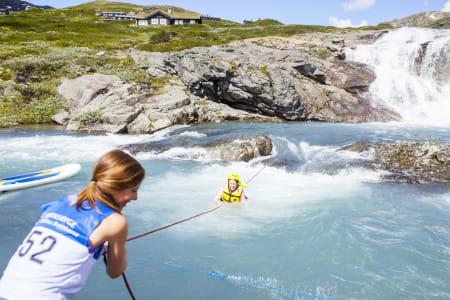 Multisportkonkurranse. Foto: Marte Stensland Jørgensen