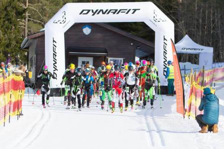 Norske toppturkonkurransar