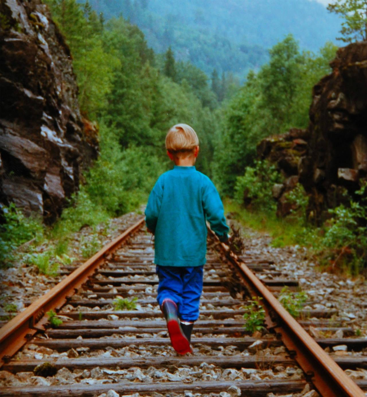 Turer på gjengrodde spor er ikke bare spennende, men også god gjenbruk av nedlagte jernbanetraseer.