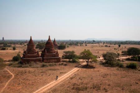 Sykling i Bagan