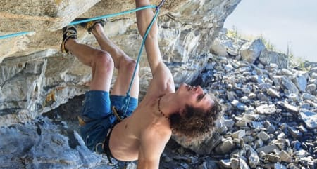 I filmen The A.O blir du bedre kjent med den legendariske klatreren Adam Ondra.