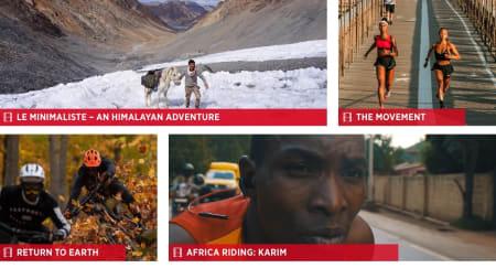 EOFT 2019: European Outdoor Film Tour byr på Inspirerende filmer med lidenskapelige utøvere innen ulike aktiviteter.