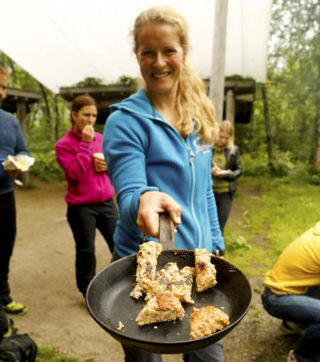 Matlagingskurs med Sigrid Henjum. Foto: Vera Simonsson