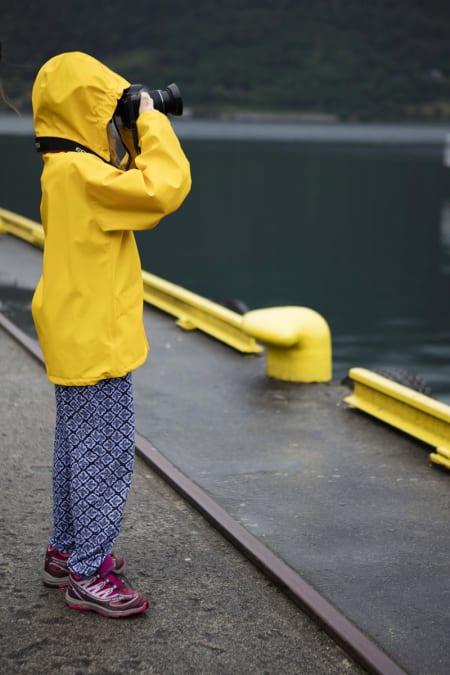 Fotokurs for barn/ungdom. Foto: Matti Bernitz