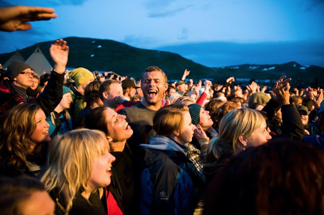 Festival i med aktiviteter gir deg både i pose og sekk, og er noe av det beste som finnes! Sjekk alt du kan være med på i sommer. Foto: Vinjerock