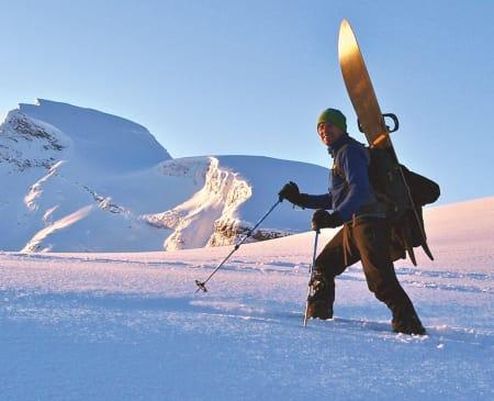 Derfor går Aadne Olsrud alene i fjellet