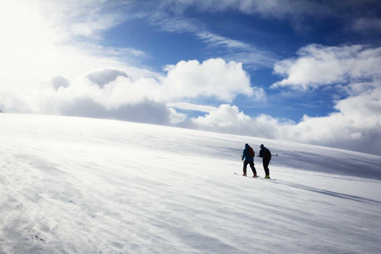 TOPPTURER I TROMSØ: Fjellene i Tromsø er attraktive både sommer og vinter. Disse turene tar utgangspunkt i Kattfjordeidet. Foto: Kristoffer H. Kippernes