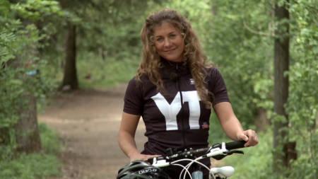 Cecilie Skog er en av utfordrerne i YT-challenge.