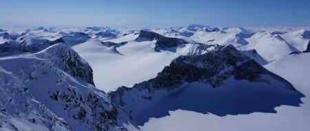 Den unike beliggenheten til Gjendesheim i Jotunheimen, vil i år bli benyttet til en skifestival for hele familien.