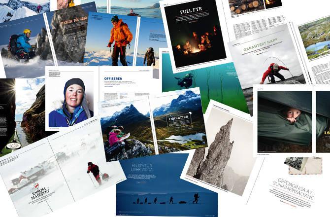 UTE gir deg turtips og inspirasjon, både for deg som er fersk i UTE-livet, og for deg som har vært ute en vinternatt før.