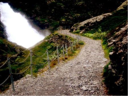 Tidlig start på Rallarvegen.Foto: Flickr Creativecommons licence