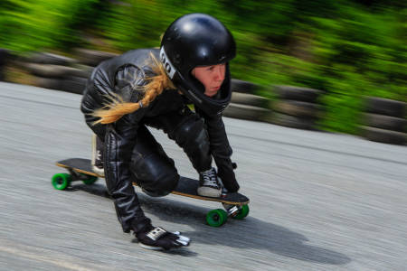 Ekstremsportveko på Voss, 22. – 29. Juni. Festivalen for alle som liker fart, høyder, luftige svev og fossefall. Ekstremsportveko.com. FOTO: John Vint