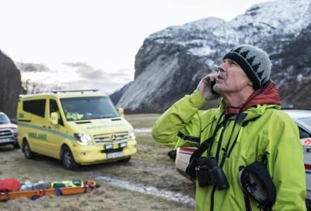Ture Bjørgen. Foto: Jarle Aasland, Stavanger Aftenblad