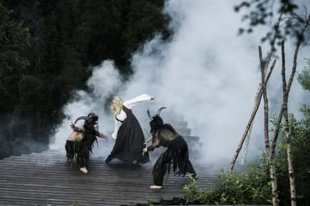 Fra Marispelet i 2012. Foto: Dag Jenssen