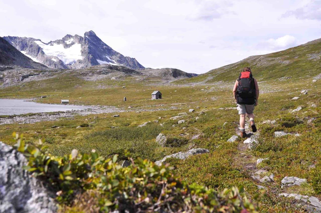 Romsdalen. Foto: Sandra Lappegard