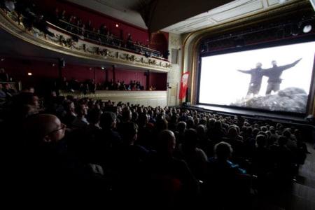 Du kan vinne filmfestivalbilletter til Edderkoppen. Foto: Banff Mountain Film Festival Scandinavia