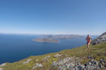 Sommarens verkeleg store høgdepunkt: Alden ytst i Sognefjorden