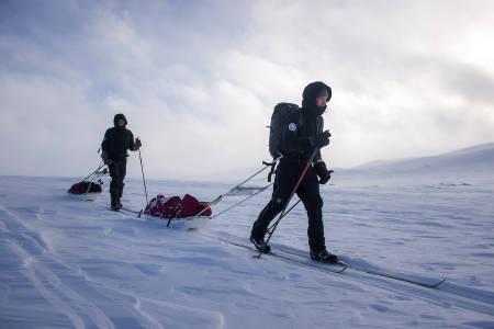 Team Brynje of Norway. Foto:  Kai-Otto Melau/Xtremeidfjord