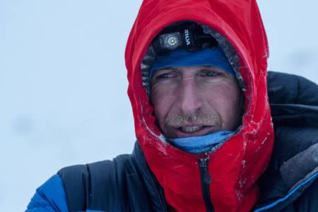 – Det ble en utrolig tøff utfordring, men en fantastisk opplevelse», sa vinner i herrenes individuelle klasse Gjermund Nordskar etter målgang. Foto: Kai Otto Melau