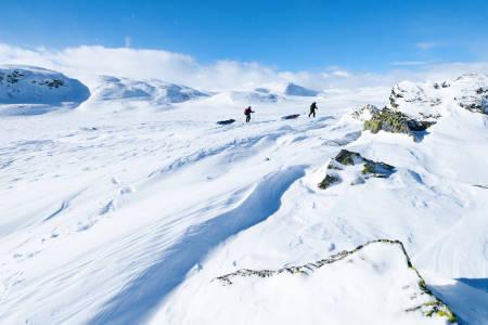 KLARVÆR: Dagslys og god sikt. Foto: Xavier Koenig/Xtremeidfjord