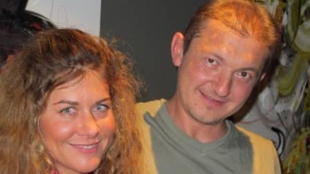 Rune Gjeldnes og Cecilie SKog skal til Nordpolen sammen. Foto: UT.no