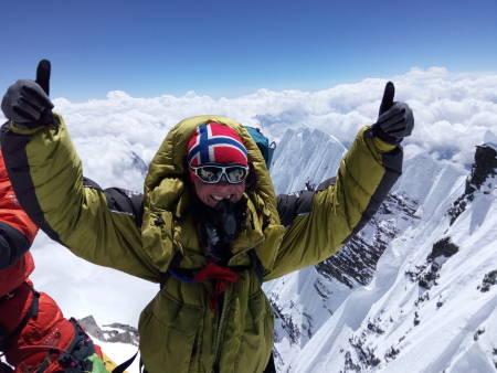 Aldri mer, tenkte Ingvild Marie Settemsdal (34) etter at hun kom ned igjen fra Kilimanjaro. I sommer stod hun på toppen av både Everest og Lothse.