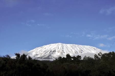 mulig gondol på kilimanjaro