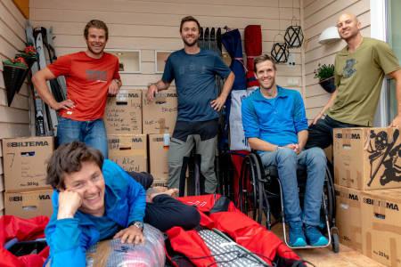 Ekspedisjon Grønlandsdraumen utemagasinet