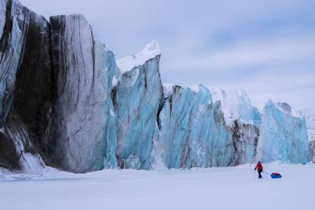 Spitsbergen ekspedisjon svalbard Vincent Colliard
