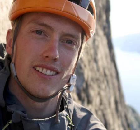 Årets hardeste fribestigning i norsk fjell.