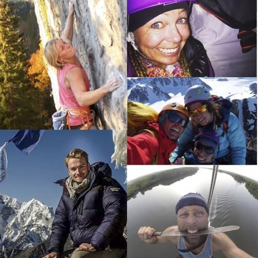DE NOMINERTE ER: Torkjel Hurtig, Paula Voldner, Svalbardjentene og Tobias Hatløy