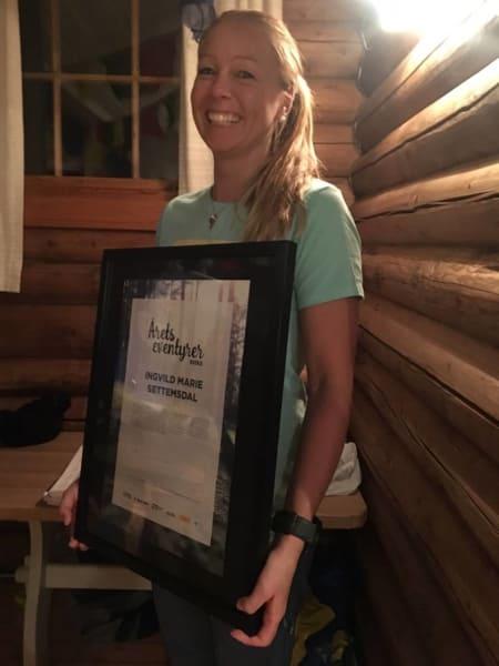 Ingvild (34) besteg to 8000-metere i løpet av to dager. For det ble hun utnevnt<span class='oval'>…</span>
