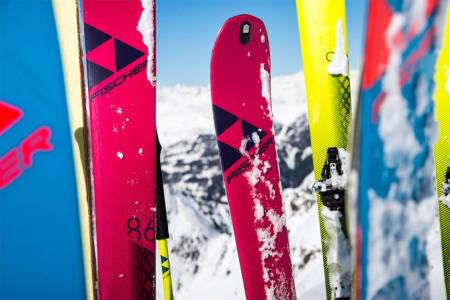 Fischer ski, topptur langrenn og fjellski