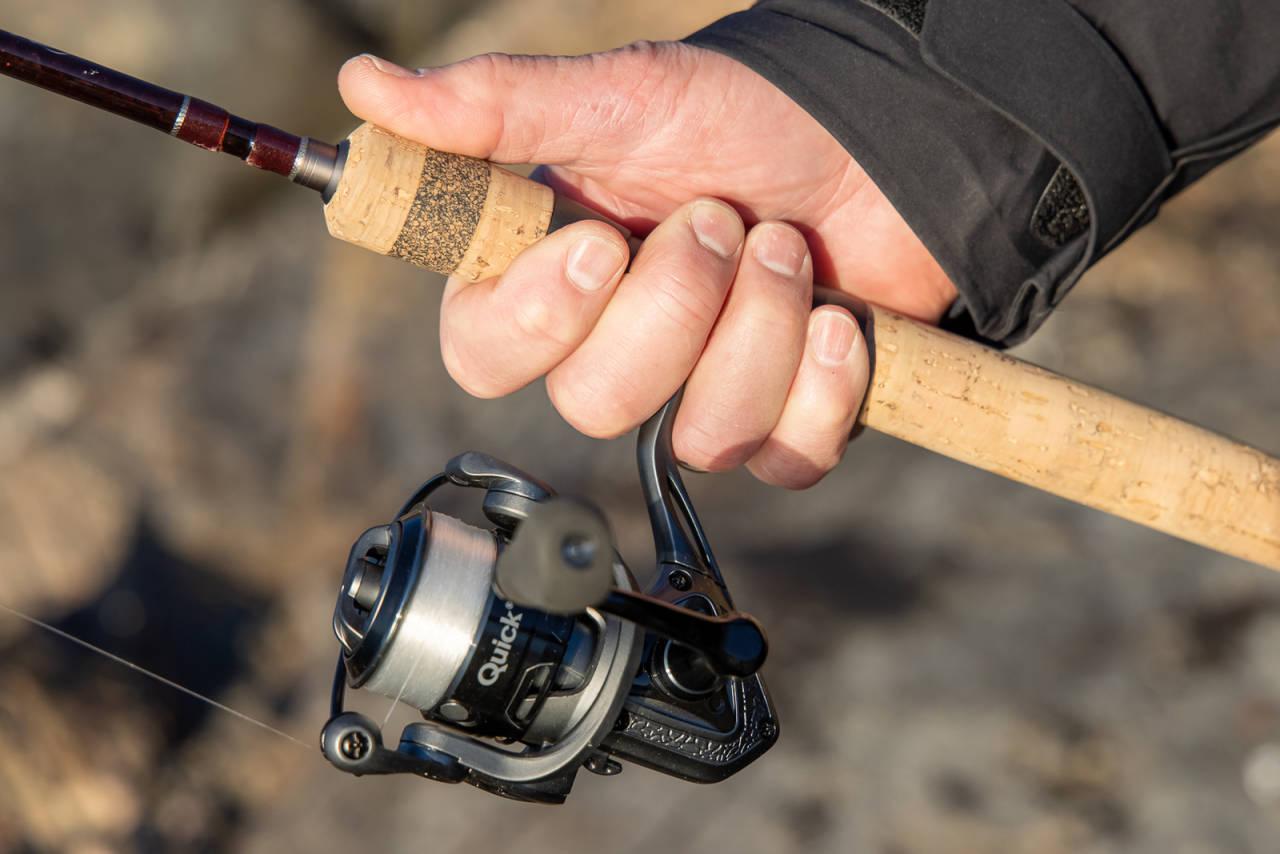 Valg av fiskestang