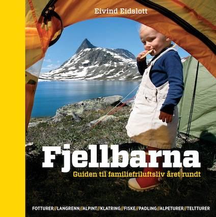 """""""Fjellbarna"""" inspirerer til familiefriluftsliv året rundt."""