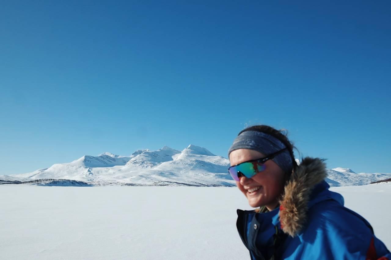 turbobla fjellskitur Sunniva Sørheim