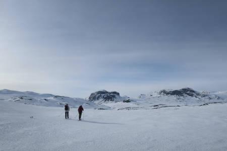 fjellskitur i hallingdal