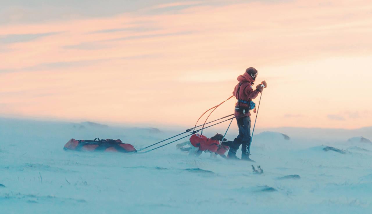 fjellskitur i rondane