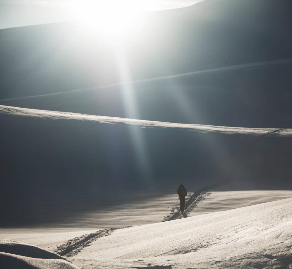 fjellskitur i stølsheimen