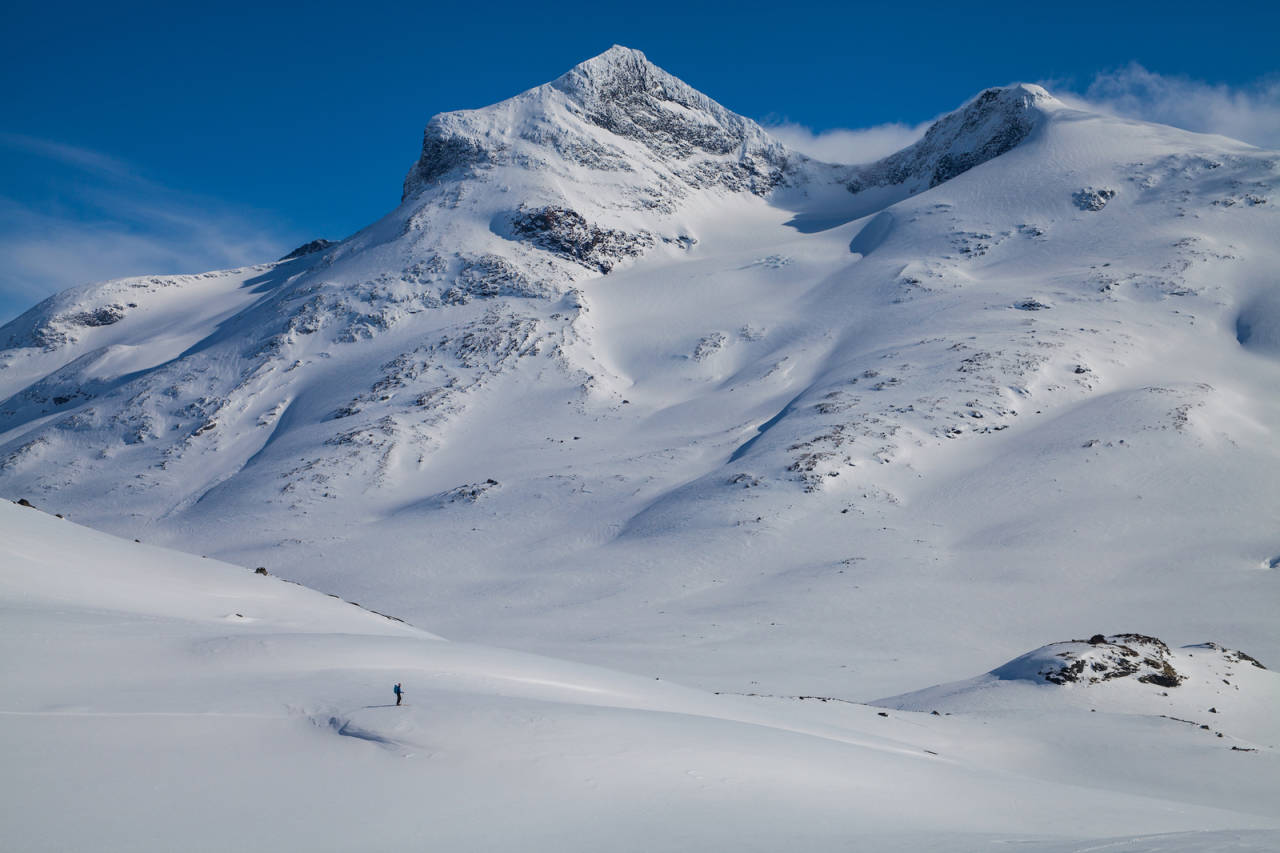fjellskiturer i norge
